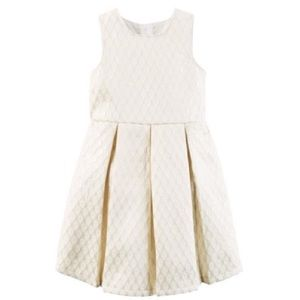 NWT Carter's Floral Dress